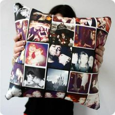 Stitchagram makes pillows out of your favorite Instagram photos. Heck… | Spark | eHow.com