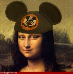 Grade Mona Lisa Mystery And Parodies - Lessons - Tes Teach La Madone, Mona Lisa Parody, Mona Lisa Smile, Classic Artwork, Famous Artwork, Mickey Mouse Club, Italian Artist, Teaching Art, Disney Magic