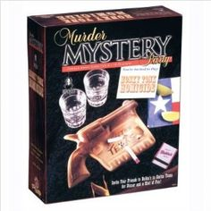 Honky Tonk Homicide Murder Mystery