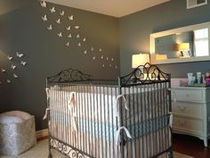 Nursery Inspiration via @Project Nursery | Junior #PInAtoZ #baby