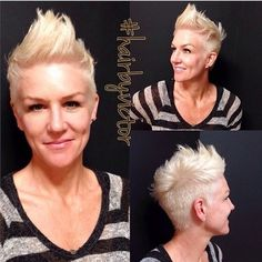 25 Fabulous Short Spikey Hairstyles for Women and Girls - PoPular ...