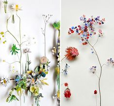 FLOWER CONSTRUCTIONS     Harmony and design  