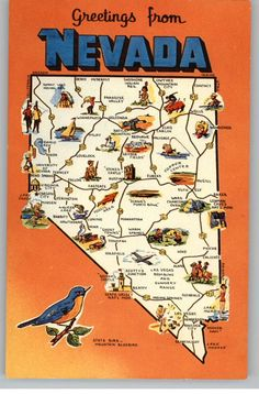 Nevada, Been There Twice (Las Vegas)! :-)