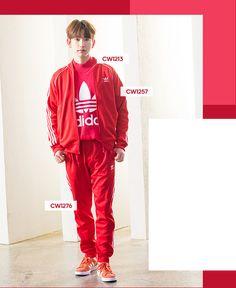 #GOT7 #갓세븐   18.03.14  #GOT7_X_Adidas    #Jinyoung #진영 JINYOUNG'S RED