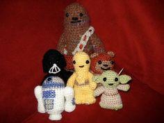 star wars knitted dolls