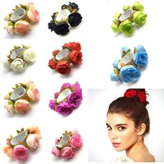Apparel Accessories Careful Hot Fahsion Women Metal Skull Candy Color Elastic Cheap Head Band Hair Ring Rope Tie Ponytail Holder Hair Accessory Ornament
