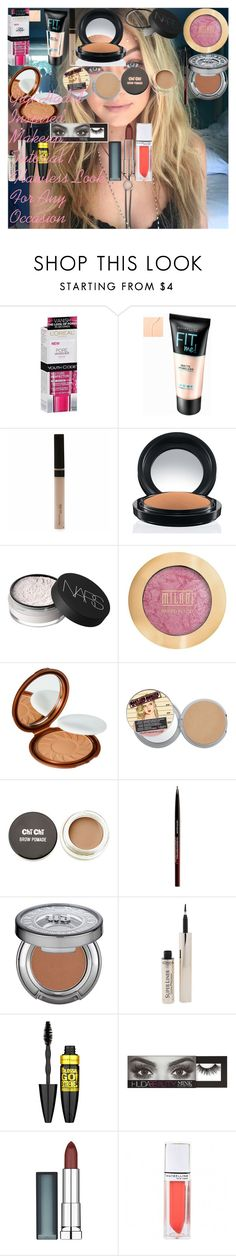 """Gigi Hadid Inspired Makeup Tutorial / Flawless Look For Any Occasion"" by oroartye-1 on Polyvore featuring beauty, L'Oréal Paris, Maybelline, MAC Cosmetics, NARS Cosmetics, Milani, Kevyn Aucoin, Urban Decay, Huda Beauty and 47"