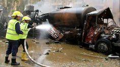 #Syria: Bombing kills 5 in #Damascus