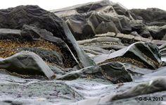 Gaspesie Winter Beach Firewood, Food, Woodburning, Essen, Meals, Yemek, Eten