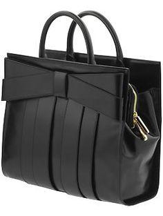 Z Spoke Zac Posen Shirley Bow Satchel | Piperlime--Amazing as a briefcase.