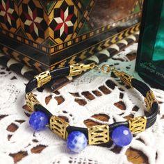 The Granada leather and agate bracelet. Granada, Agate, Instagram, Bracelets, Leather, Birds, Grenada, Agates, Bracelet