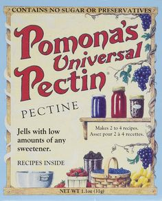 Pomonas Pectin Universal -- You can find more details by visiting the image link.
