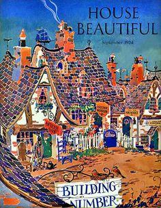 September 1924 - House Beautiful