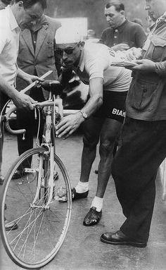 Giro d'Italia ´53 ... Fausto!