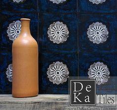 Hand Made Wall Tiles from DeKa Tiles Studio