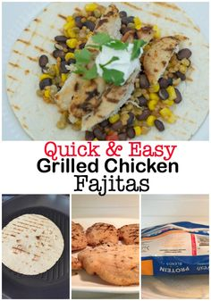 Thanks to @tysonrecipes and @realbirdseye, my Quick & Easy Grilled Chicken Fajitas are a snap to make and a big hit with my family! #ad #EverydayEffortless