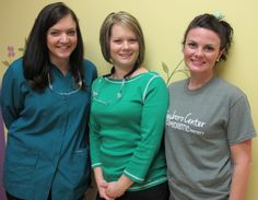 St. Patrick's Day 2015 Dr. Marc E. Goldenberg, Dr. Kate M. Pierce, and Dr. Matthew S. Applebaum Pediatric Dental Office Greensboro, NC