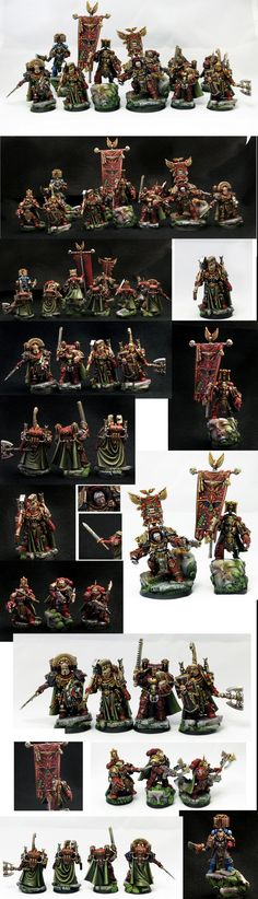 Blood Ravens squad - how they should be