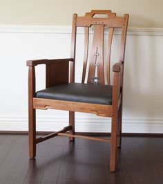 Greene & Greene arm chair
