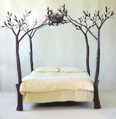 How cool is this bed