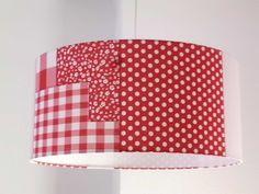 """Lampenschirme -  Lampenschirm 50 - """"Fliegenpilz"""" - ein Designerstück von XBergLampenschirme bei DaWanda"""