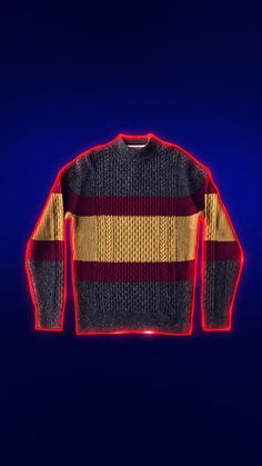 3e9bf9de7b4bd The cable sweater: A year-after-year holiday favorite (that'll still be  going strong long after the gift-giving and eggnog-drinking is over).