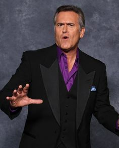 Bruce Campbell Confirms He Will Star in EVIL DEAD Series  Please tell me this is real!