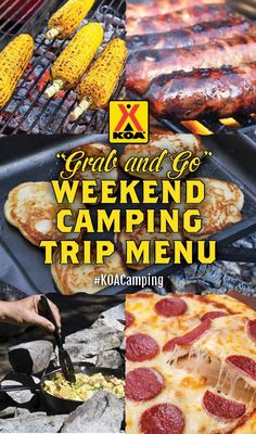 Camping provides a wonderfulescape from the weekday regimen. You could improve your camping experience with innovative camping recipe. A camping recipe can be as easy or as complicated as you want as there's no reason to be afraidcamping cooking. Camping Snacks, Camping Bedarf, Weekend Camping Trip, Camping Desserts, Camping Checklist, Camping Essentials, Camping With Kids, Family Camping, Camping Trailers