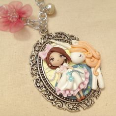 Meet A Unicorn ♡☆♡☆ #Unicorn #fantasy #clay #cute #kawaii #polymerclay #fairy…