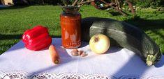 Lady at home DIY Blog: Sos do spaghetti z cukinii Spaghetti sauce with zucchini Spaghetti Sauce, Dory, Eggplant, Pesto, Zucchini, Vegetables, Cooking, Blog, Diet