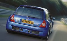 Renault Sport Clio 182 Trophy Seats A Bag Of Frogs Renault