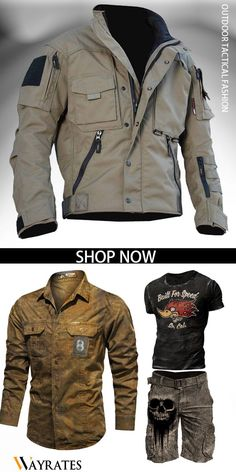 100% Original design, click the picture get more discounts now! Comfortable Outfits, Stylish Outfits, Retro Fashion, Mens Fashion, Photography Poses For Men, Military Gear, Men Dress, Tee Shirts, Menswear