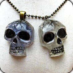 Tutorial: Make a Resin Skull Pendant