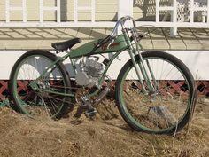 Board track racer Motorized Bike
