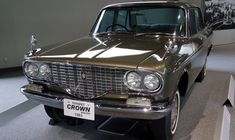 Toyopet Crown RS41 1963