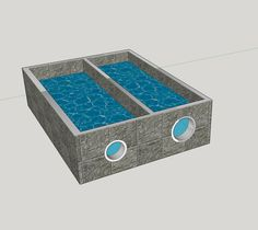 https://flic.kr/p/GRuaoW | Innovative bath-tub, #design by Giulia #Bergonzoni #water #tub #bath #artistic #architecture #natural #style #innovation