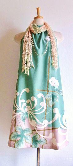 着物リメイク服・ドレス、手作りの一点物だけを販売。着物好きな方の普段着に、結婚式やパーティのフォーマルドレスに!