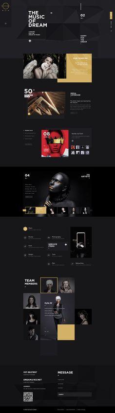 Four Web Design Philosophies to Keep in Mind Creative Web Design, Web Ui Design, Media Design, Page Design, Web Layout, Layout Design, Website Layout, Application Ui Design, Ui Ux Designer