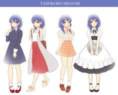Shokugeki no Soma// Tadokoro Megumi