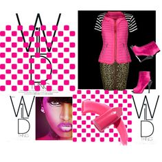 """WILD THING"" by walkitout on Polyvore"