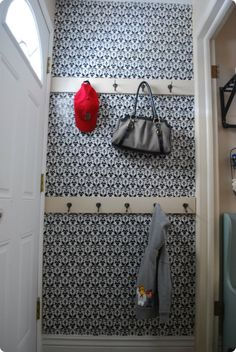 Makeshift Mudrooms and other Drop Zones Inspiring You to Dream Big