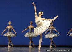 Polina semionova and Ronald Savkovic in Ballet Imperial | Dance. Passion. Life.