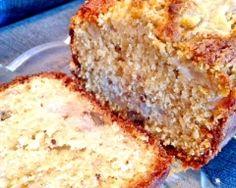 Cake au yaourt, poires et noix (facile et rapide) : http://www.cuisineaz.com/recettes/cake-au-yaourt-poires-et-noix-facile-et-rapide-88288.aspx