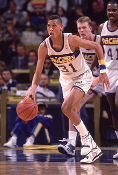 Reggie, Rik And LaSalle, '89.