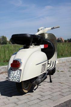 Vespa GL150 vla1t 1963 vista posteriore - motor bike service