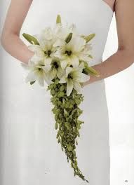 Image result for how to make ribbon lily flowers