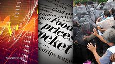 Banco Mundial alerta que aumento dos preços dos alimentos pode levar o mundo à Revolta - Disso Você Sabia ?