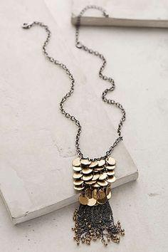 Sibella Fringe Necklace