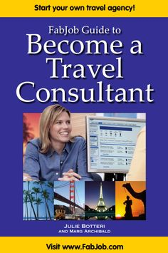 Get Paid as a Travel Consultant Imagine having an exciting job that lets you use your creativity to plan travel. Welcome to the world of travel consulting! About a Career as a Travel Consultant As a travel consultant (also known as a travel agent), you can combine your love of travel with a flexible and profitable career.  When you become a travel agent or start your own travel agency, you'll get paid to recommend your favorite vacation destinations, secluded hotels, and luxurious cruise…