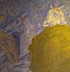 Δημιουργία - Επικοινωνία: ΒΟΜΒΑ: Τα μάτια του αλόγου συμβολίζουν τον Μέγα Αλ...